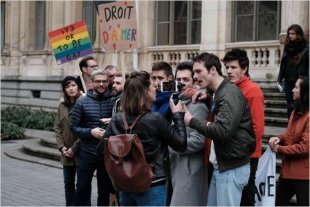rencontre intime gay organizations à Perpignan
